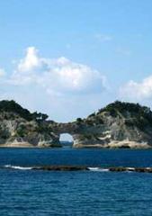 円月島 白浜 和歌山県